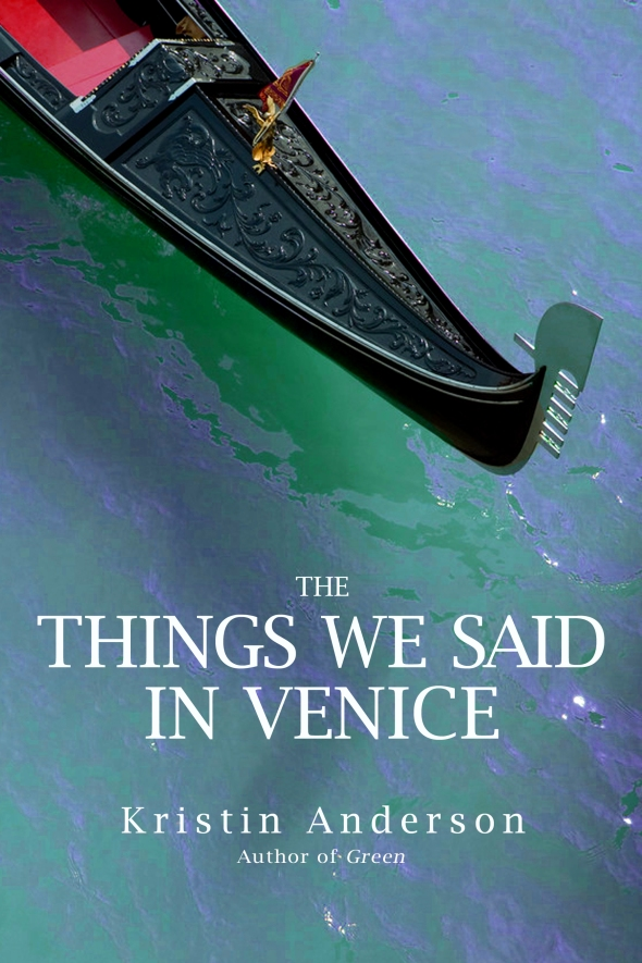 A gondola, Venice, Italy